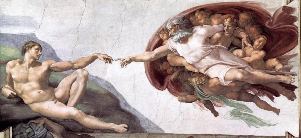 creación de miguel ángel